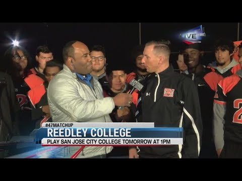 #47Matchup: Reedley College Tigers pt 1