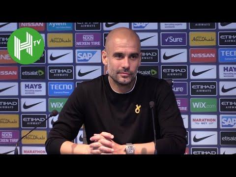 Pep Guardiola marvels at 'outstanding' David Silva - Manchester City 6-1 Huddersfield