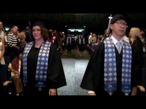 JIS Graduation 2016