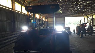 LED Tractor Lights