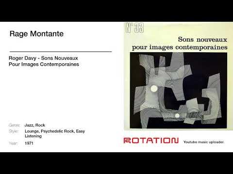 Roger Davy - Rage Montante