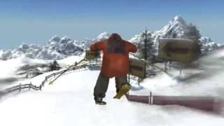 【PS3】Go! Sports SKI コース1ギア2天候晴れ