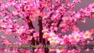 Jual Lampu Pohon Sakura Led