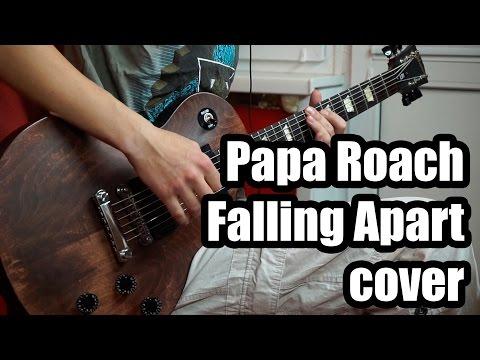 Papa Roach - Falling Apart (guitar cover) [4K UHD]