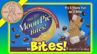 Moon Pie Bites Size Candy The Original Marshmallow Sandwich