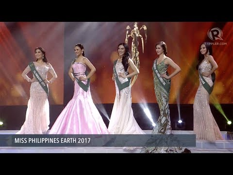 Miss Philippines Earth 2017: Top 5 finalists Q&A