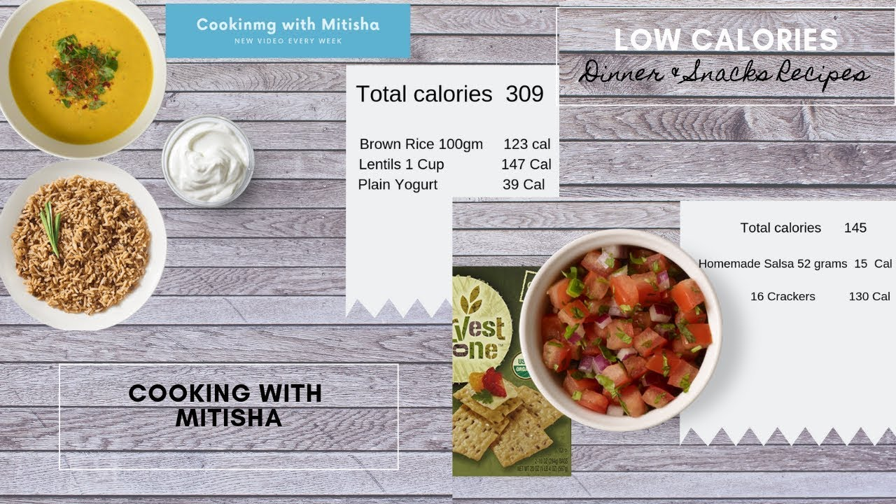 Low Calories Healthy Vegetarian Recipes Low Calorie Dinner Recipe Low Calorie Snack Recipe Youtube