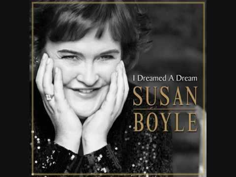 Susan Boyle - Amazing Grace