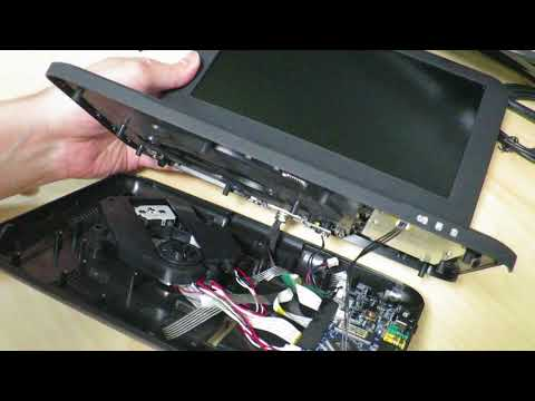 Teardown! Portable DVD Player