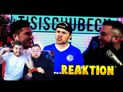 Unsere REAKTION auf FIFA Hymne Vol. 2 Jay Jiggy feat GamerBrother Feat EasySchubech 😂 thumbnail