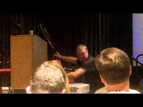 Brian Gordon, PhD- 2013 USPTA World Conference