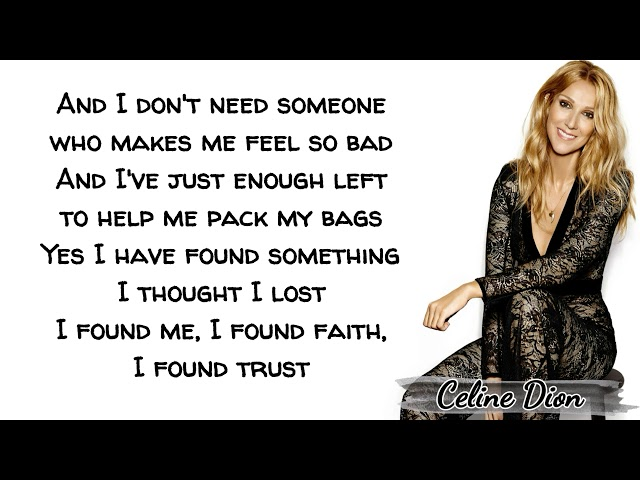 celine dion i know what love is mp3 download