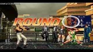 FightCade - The KoF 96: tolist85  vs Meneses