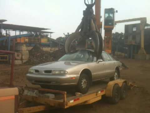 We Buy Junk Cars Charlotte NC - Scrap Metal Charlotte NC