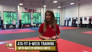 WS19 ATA FIT 6-Week Training w/ M Monica Smith | ATA Martial Arts