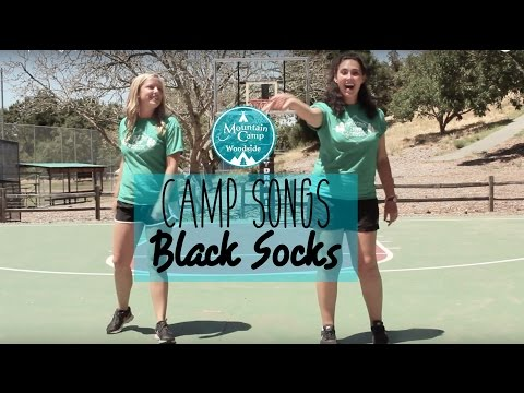 Camp Songs | Black Socks