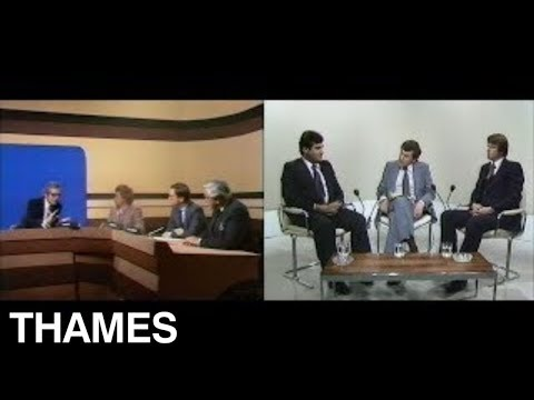 Iran hostage crisis | US Embassy | Iran | Studio Debate | TV Eye | 1980