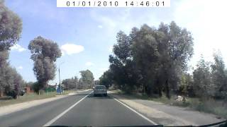 DVR-027 Автомобильный видеорегистратор | Тест №7  | DVRKA.RU(, 2011-07-26T21:28:47.000Z)