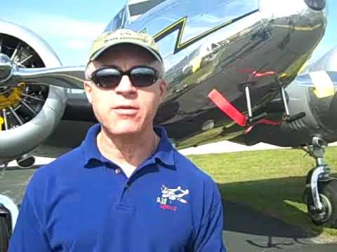 AOPA 2009 Lockheed L-10 Electra - Amelia Earhart