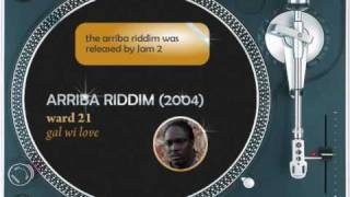 Arriba Riddim Mix (2004): Kartel,Lady Saw,Madd Anju,Patchy,Bling Dawg,Ward 21,Wayne Wonder
