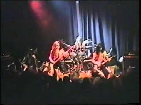 Dark Funeral - Equimanthorn [Bathory Cover] Live Vasteras 96