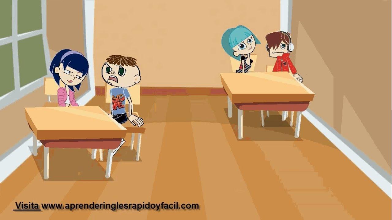 Conversando en clases - 2 9