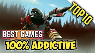 10 Most Addictive Games For Android 2019 | That Are Impossible To Stop Playing