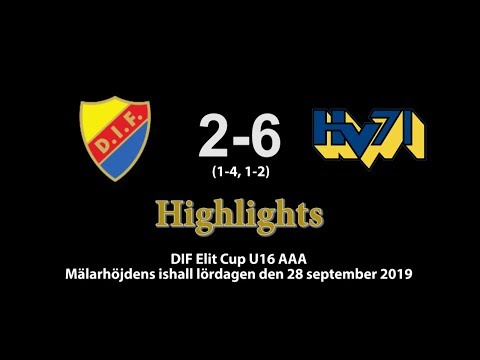 20190928 DIF-HV71 2-6. Highlights