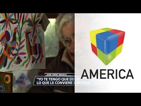 Pepe Mujica: Yo quisiera que a la Argentina le fuera bárbaro con Macri
