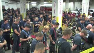 911 FIREFIGHTER MEMORIAL CLIMB IN DENVER