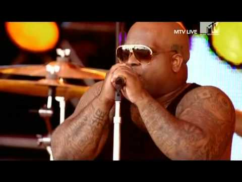 Gnarls Barkley Reckoner Live Roskilde 2008