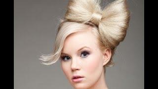 Бант из волос 2 Hairbow for everyday