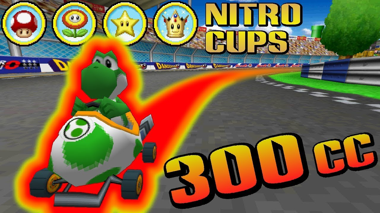 Asm Hack Mario Kart Ds More Cups More Tracks By Ermelber