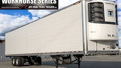 """WORKHORSE SERIES"" Great Dane Trailer - Specs 