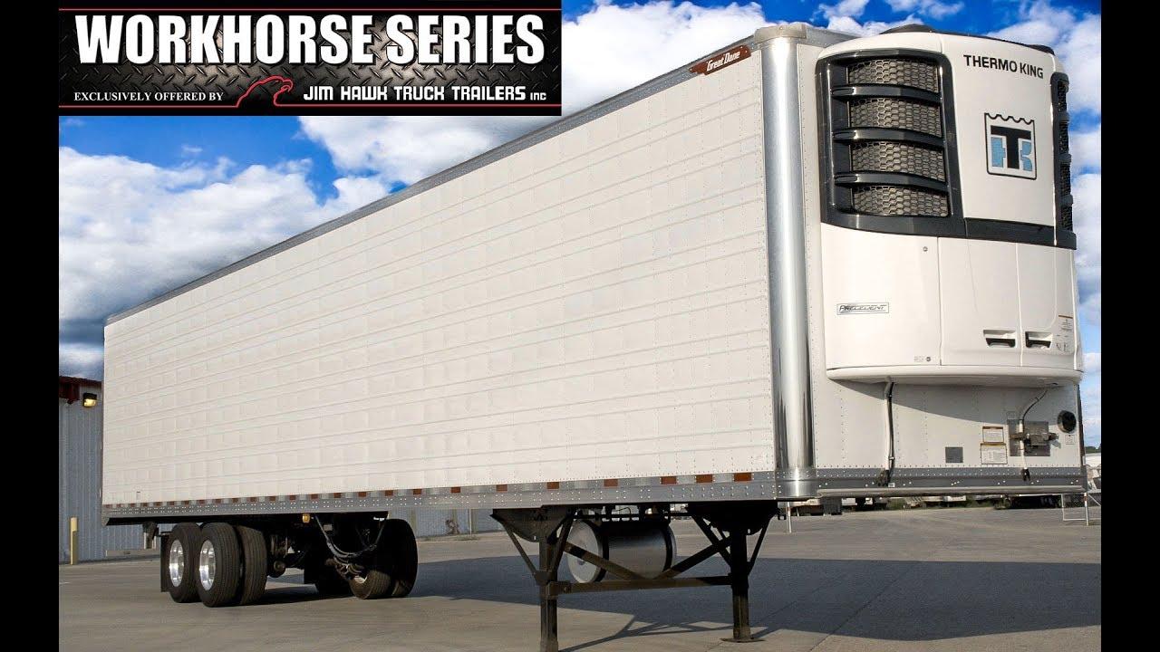 Workhorse Series Great Dane Trailer Specs Jim Hawk Truck