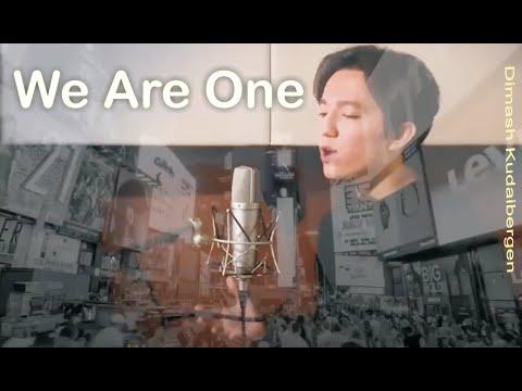 Dimash Kudaibergen - We Are One ( World Music, Eng. Lyrics (sub))