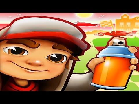 Subway Surfers Monaco Android Gameplay #5