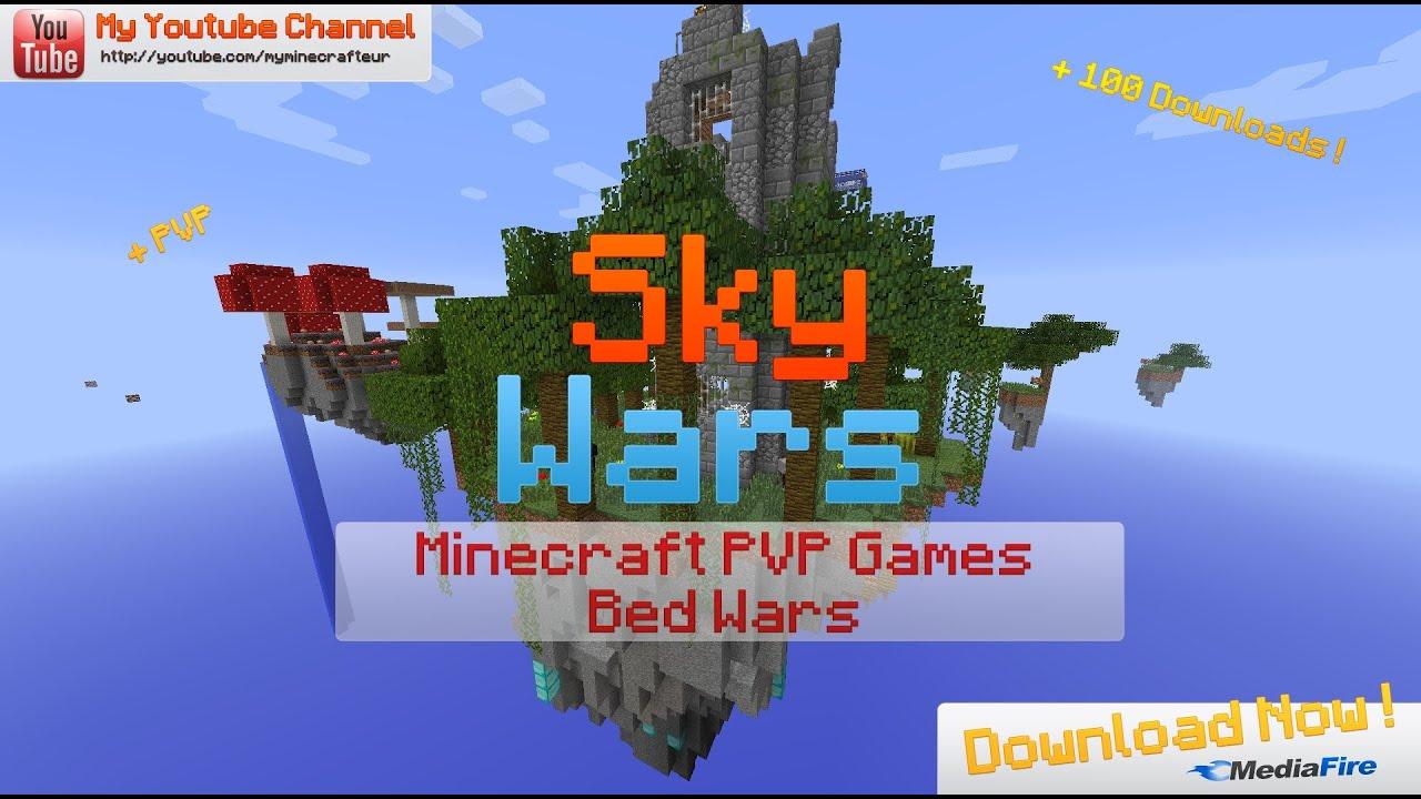 Скачать карту Bed Wars для Майнкрафт - скачать бесплатно ...