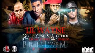 @LilTunechi Ft @Drake, @1Future & @Sensato - Love Me (Good Kush & Alcohol Remix)