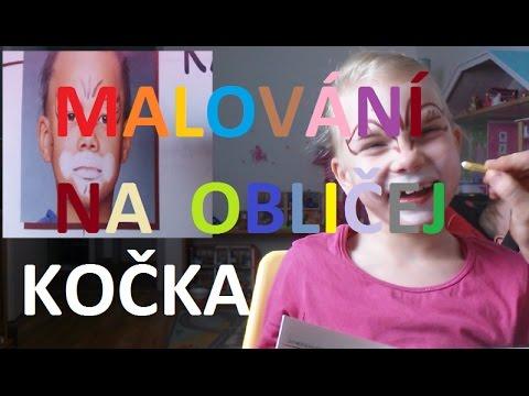 Malovani Na Oblicej Kocka Kreativni Cinnost Mama V Nemecku