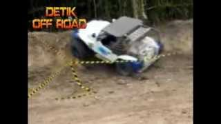 "MOBIL OFF ROAD 4X4 EXTREAM ""TOYOTA MONSTER"""