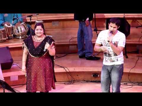 Karthik and Chitra Live