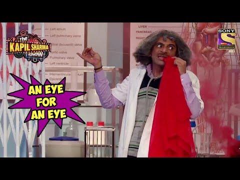 Dr. Gulati's Counterattack - The Kapil Sharma Show