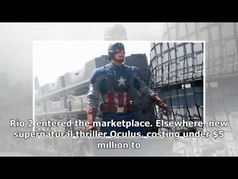 Box office captain america winter soldier trumps rio 2 with $41.4 million