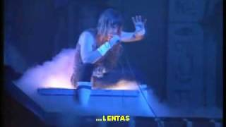 IRON MAIDEN - Hallowed Be Thy Name (Subtítulos ESPAÑOL)