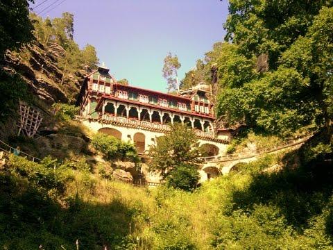 Pravčická Brána, Hřensko, Bohemian Switzerland, Czech Republic from Travel with Iva Jasperson