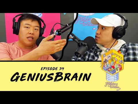 Scary Stories With Ed-Two - Ep 39 - GeniusBrain w/ David So
