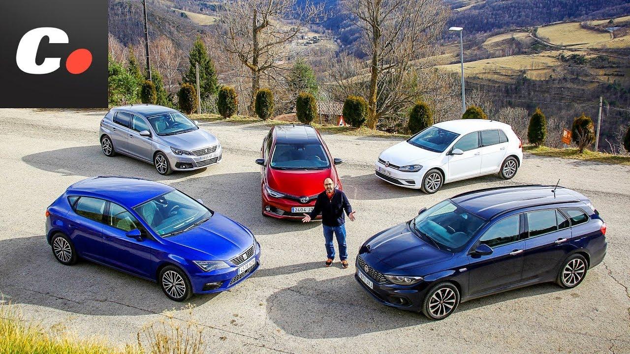 425dcb1d9 ¿Diesel, Gasolina, Híbrido, GLP o Gas Natural? Energías Alternativas    Prueba / Test   coches.net