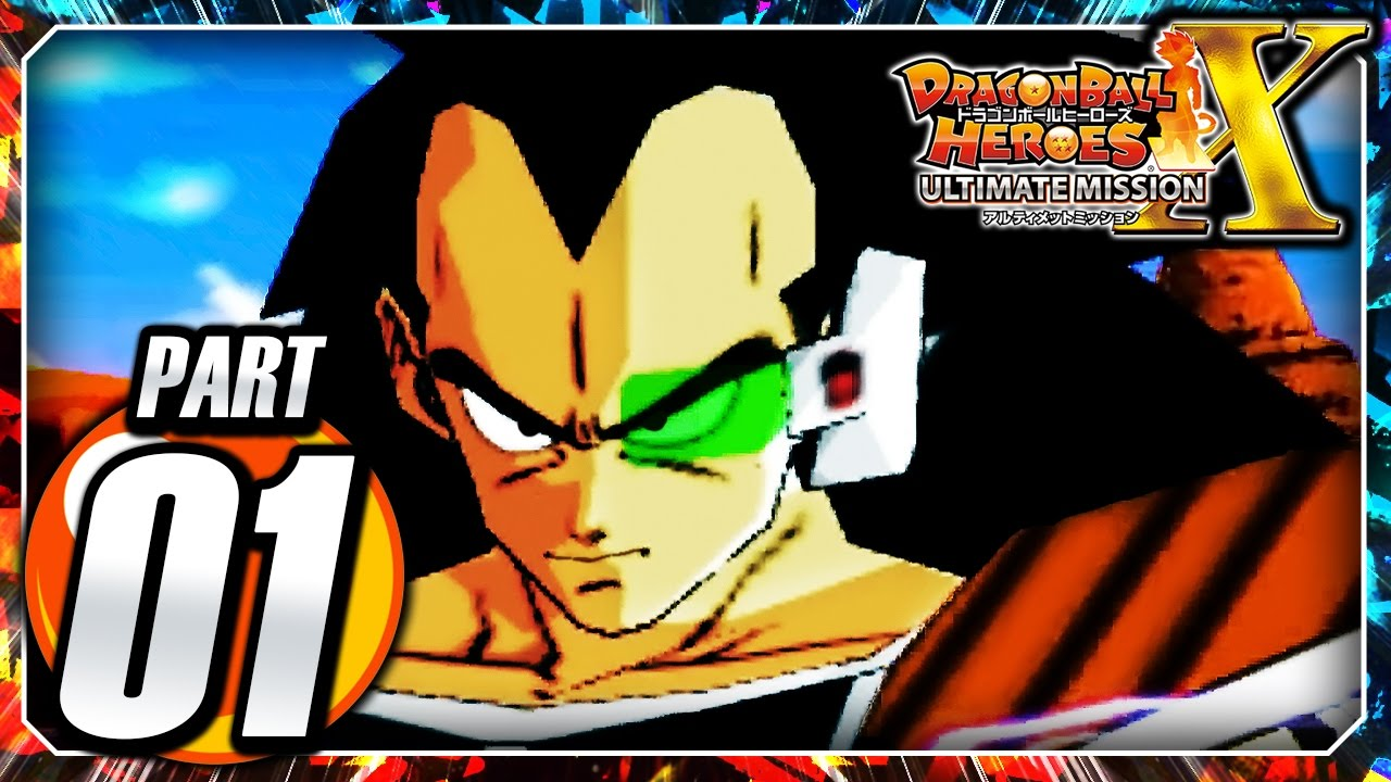 dragon ball heroes ultimate mission 3ds