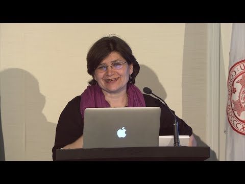 2018 Campagna-Kerven Lecture on Modern Turkey by Roberta Mic